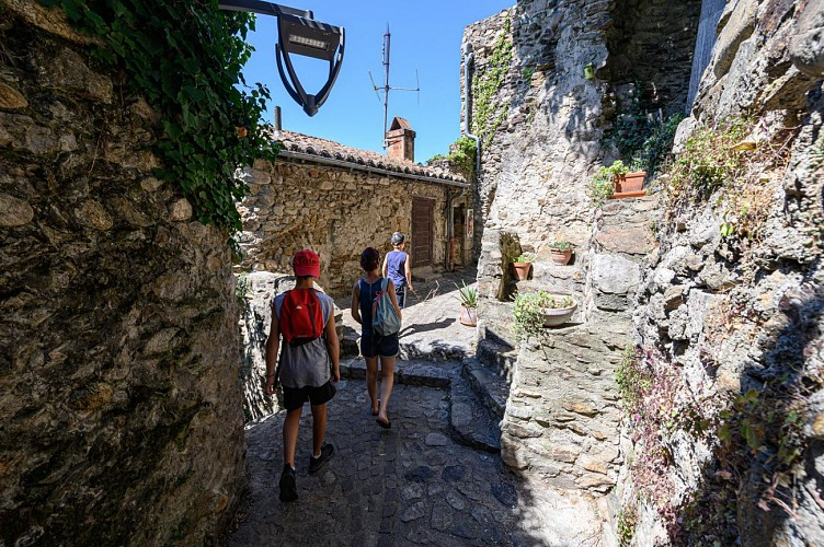 Beauchastel : a village with outstanding character