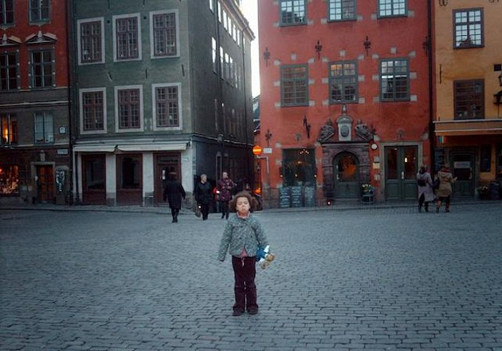 Guided visit in 5 areas in Stockholm