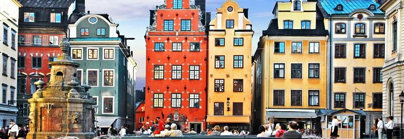 Visite guidée de Stockholm à pied pour les familles - Journée entière
