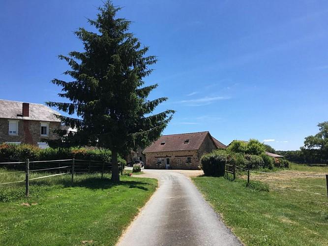 Location Gîtes de France Gîte de la Petite Brunie - Réf : 19G3731
