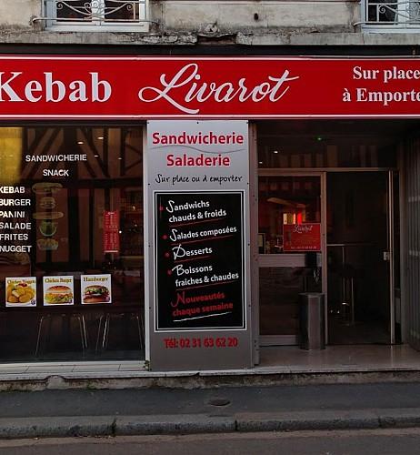 Kebab Livarot