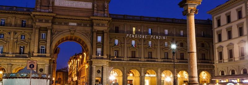 Florencia en un día: visita guiada de la ciudad y de las Galerías de la Academia y Uffizi