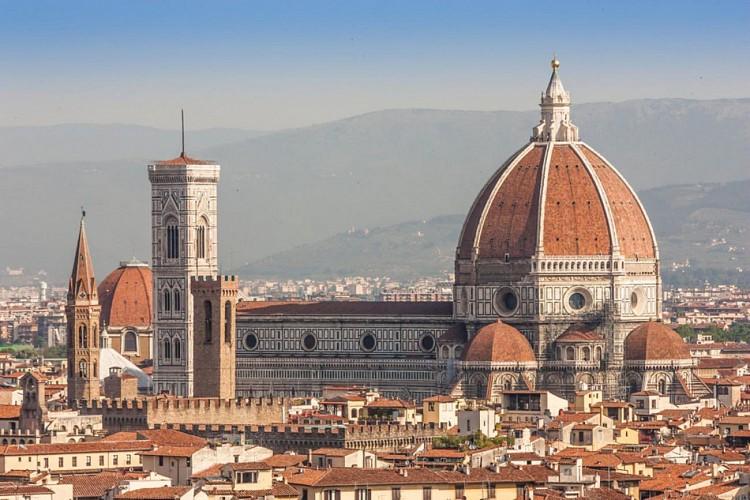 Firenze in un giorno: visita guidata della città e delle gallerie dell'Accademia e degli Uffizi