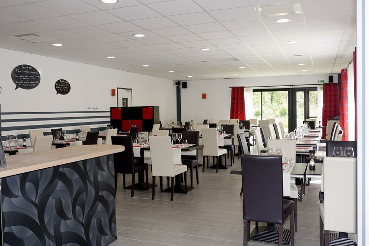La Brazzeria restaurant Treillières ZA de RAGON