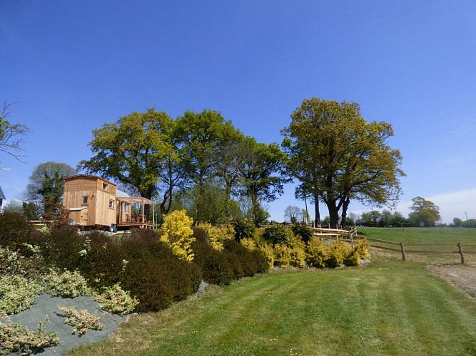 LE VALLON DES 5 ROSES - TINY HOUSE