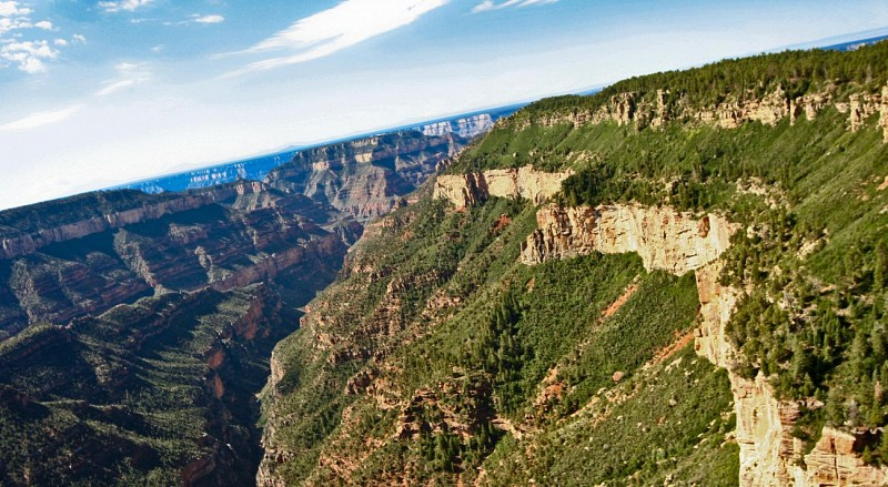 Fly Over the Grand Canyon by Helicopter (45 mins) – Departing from the South Rim of the Grand Canyon