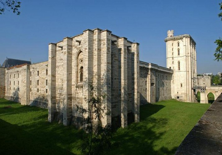 E-ticket preferencial -  Castillo de Vincennes