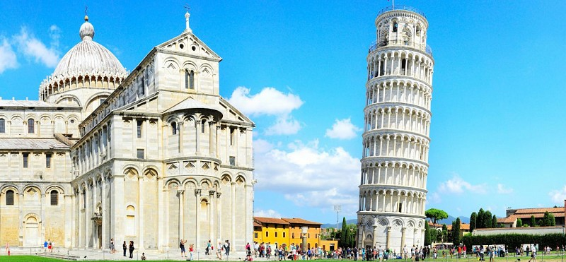 Skip-the-Line Ticket for the Tower of Pisa