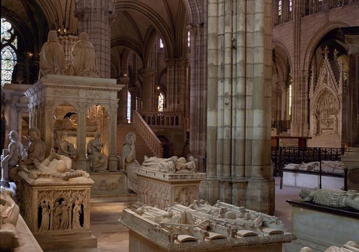 E-ticket – The Basilica Cathedral of Saint-Denis