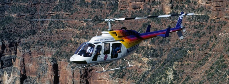 Fly Over the Grand Canyon by Helicopter (30 mins) – Departing from the South Rim of the Grand Canyon
