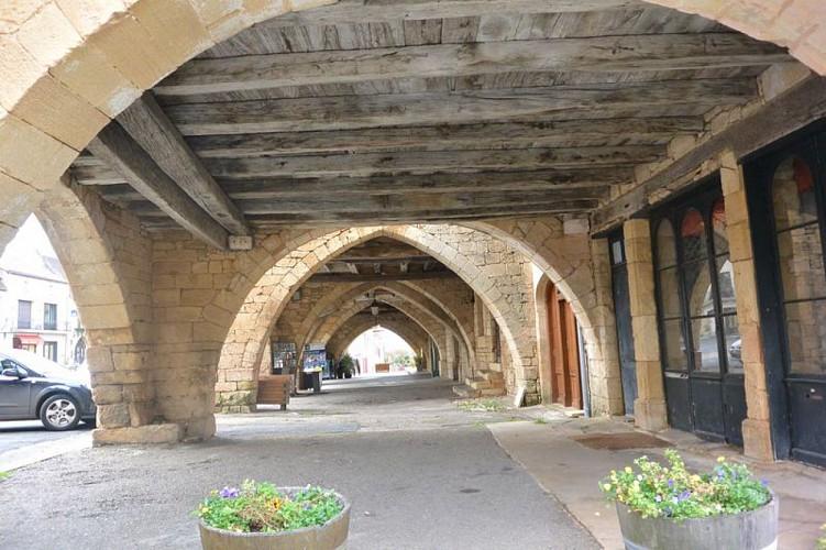 Bastide de Villefranche du périgord