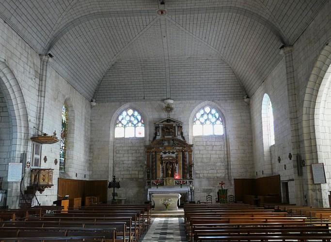 Eglise de Mareuil