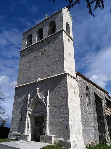 Eglise de Colombier