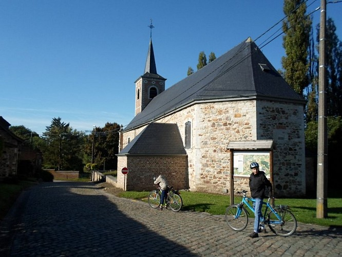 Eglise de Jauchelette