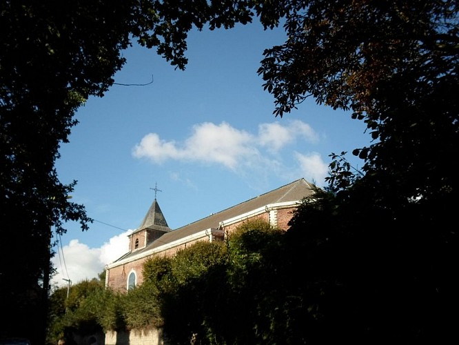 Eglise de Jodoigne-Souveraine