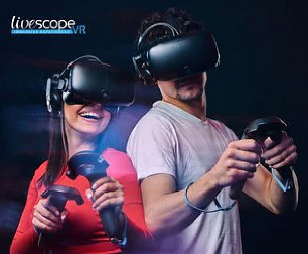 Livescope - Vivez la Réalité Virtuelle