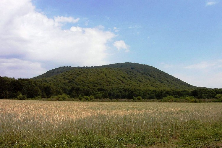 Vulkan von Louchadière