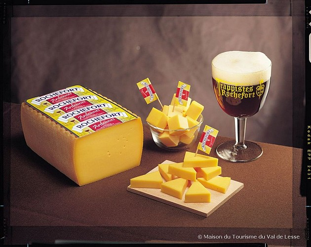 Rochefort - Trappiste et fromage de Rochefort