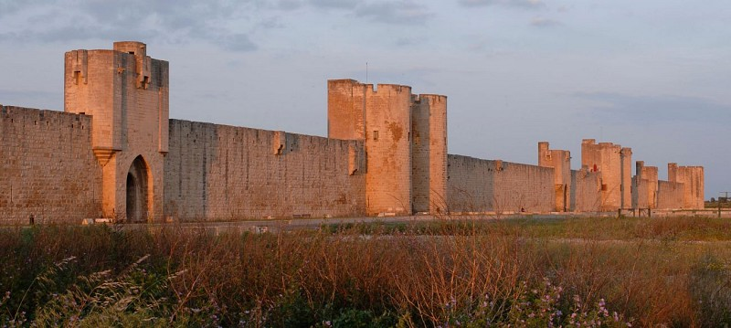 E-Ticket – Towers and Ramparts of Aigues-Mortes
