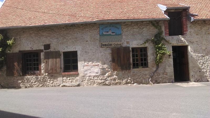 Beaulieu sur Loire - Domaine Guérot - boutique