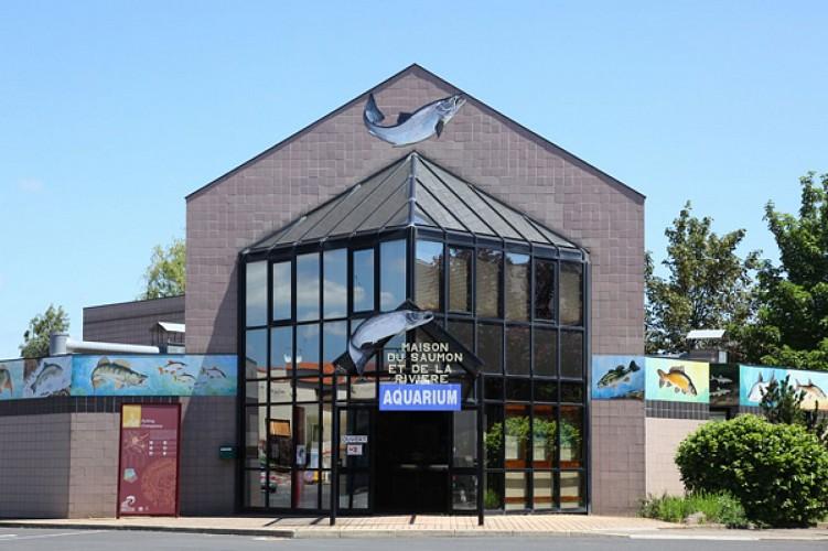 Aquarium-Maison du Saumon