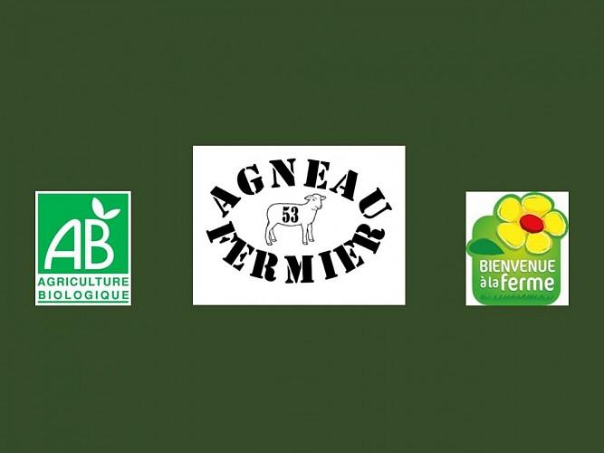 AGNEAU FERMIER 53