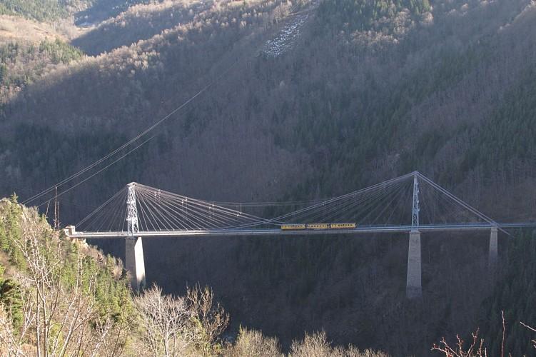 Pont Gisclard (belvédère)