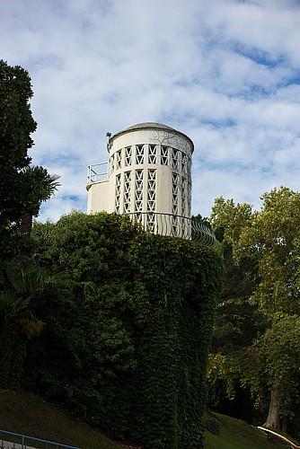 L'ascenseur du Parc Mauresque