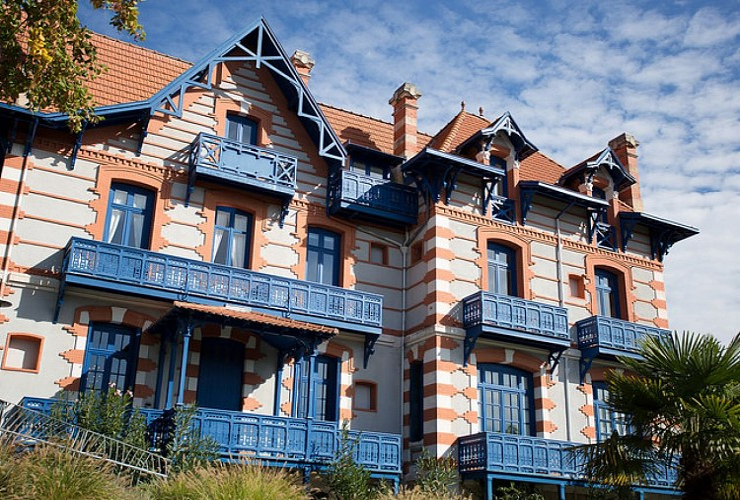 La villa Vincenette