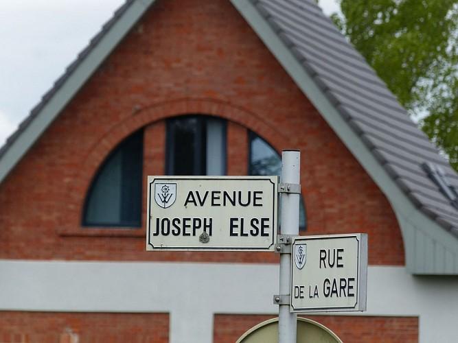 """La seule """"Avenue"""" des cités minières"""