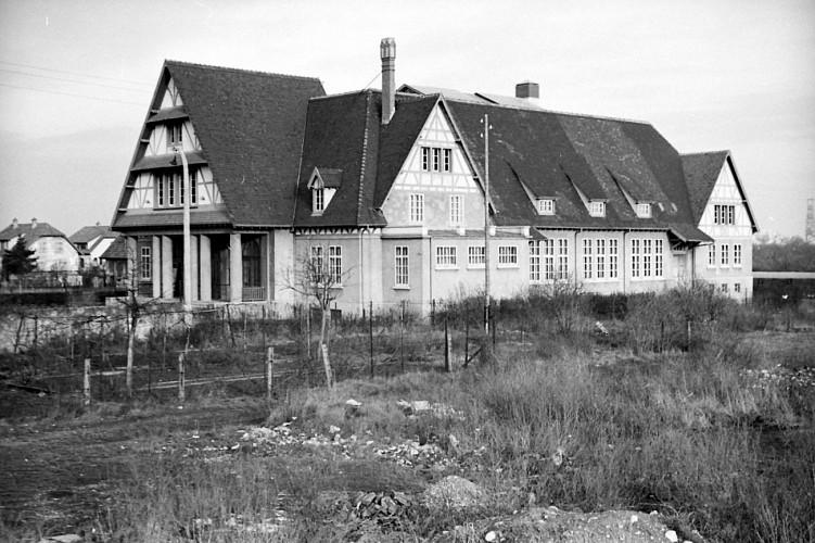 La salle Grassegert avant la deuxième guerre mondiale