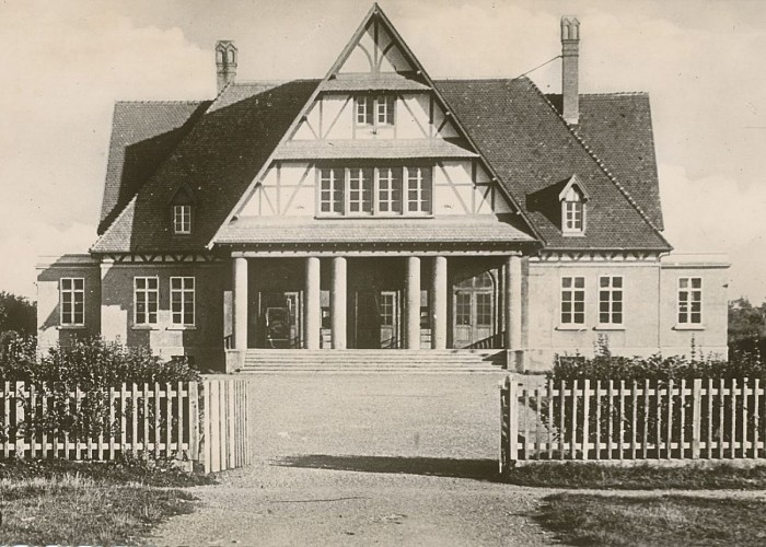 La salle Grassegert, vue ancienne