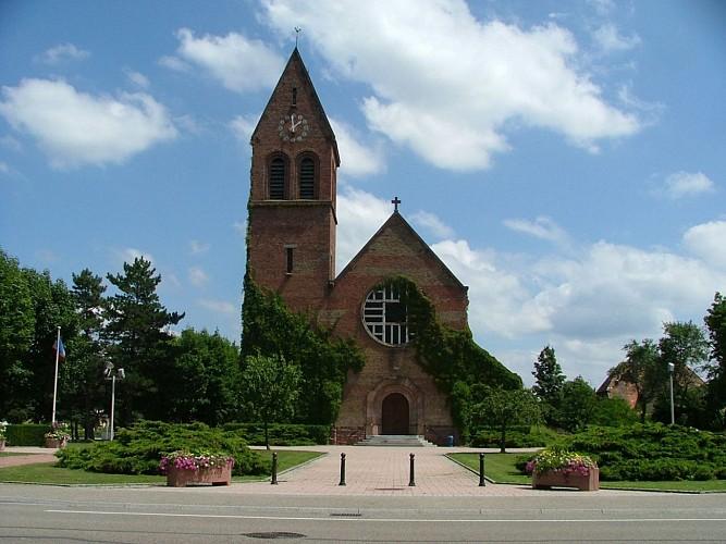 Eglise Ste Barbe
