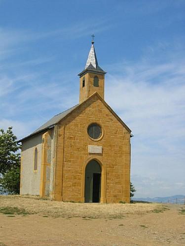 Chapelle de Fouillet
