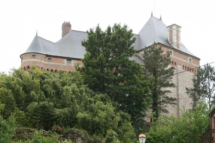 Le Château de Valmont
