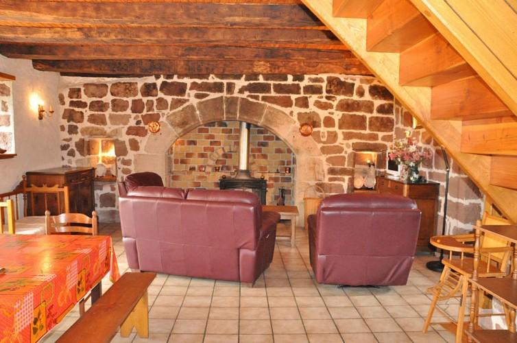 Location Gîtes de France La Besse - Réf : 19G2156
