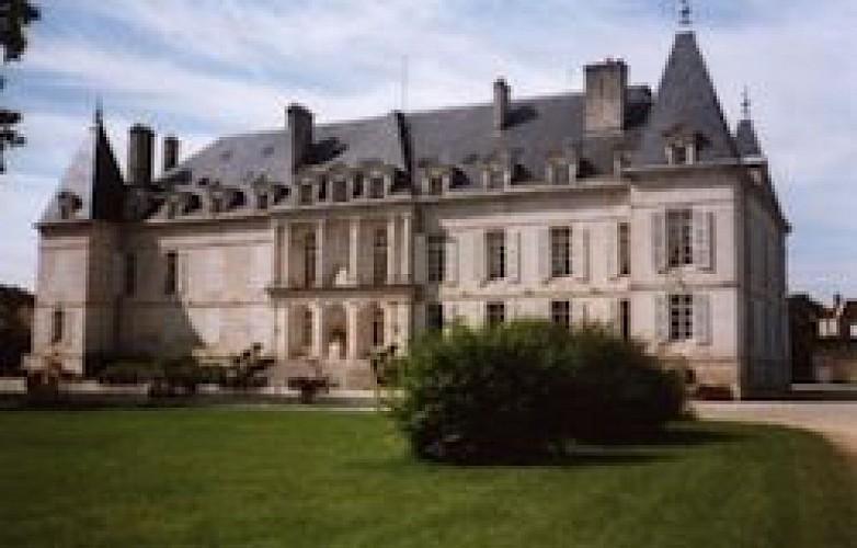 CHÂTEAU D'ARC-EN-BARROIS