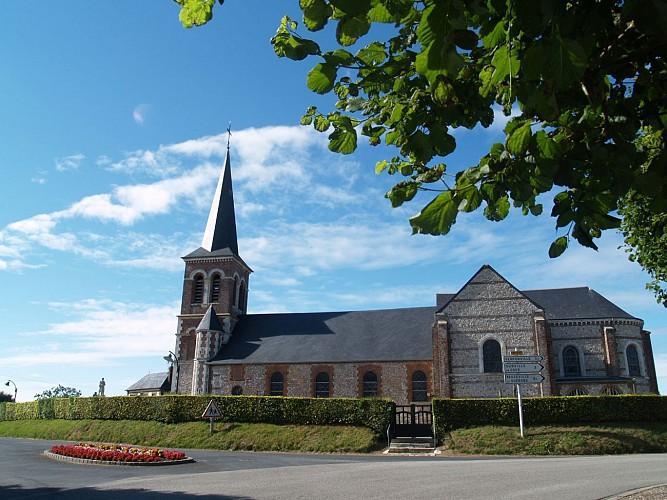 Eglise de Riville