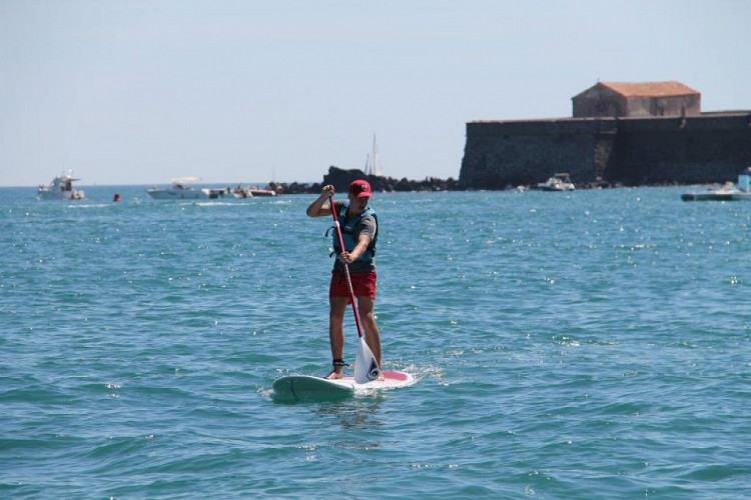 Location : 1h de Stand up Paddle