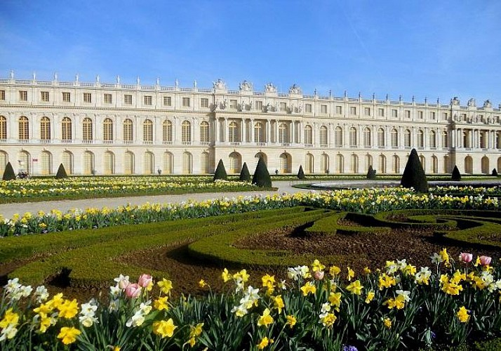 The Palace of Versailles: Priority-Access Ticket + Audio Guide