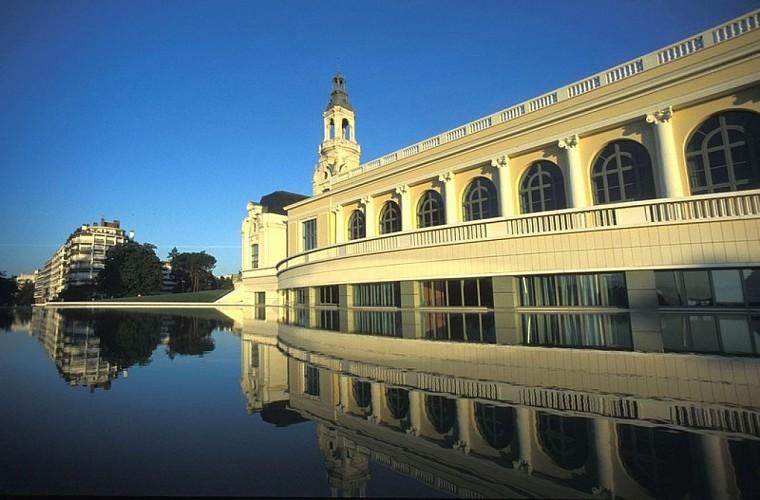 Le Palais Beaumont - Centre de Congrès de Pau pyrénées