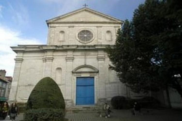 Place Saint Louis de Gonzague
