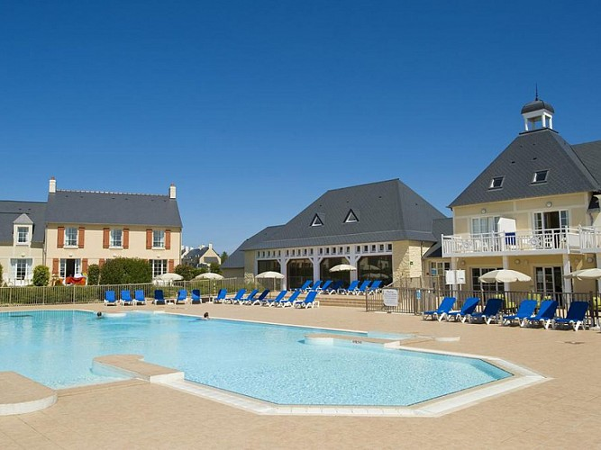 Pierre & Vacances Le Green Beach holiday residence