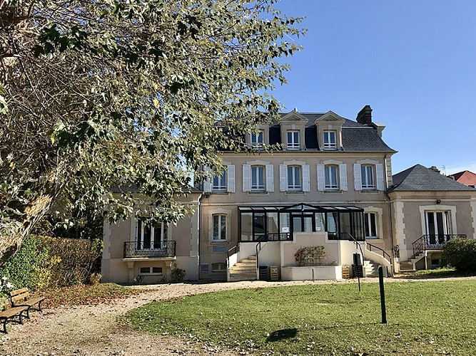 CPCV Normandie holiday centre