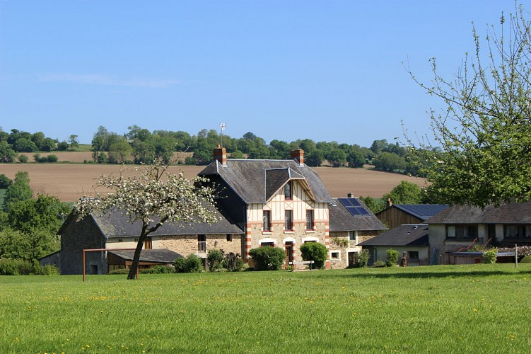 Ferme du Loterot - Farm accommodation centre
