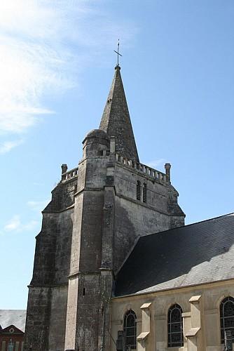 Eglise d'Angerville-la-Martel