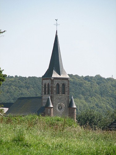 Eglise de Colleville