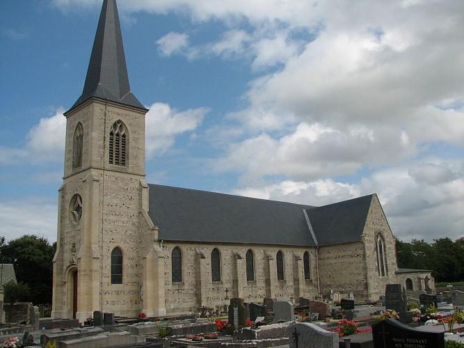 Eglise de Sainte-Hélène-Bondeville