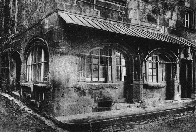Maison des Bouchers