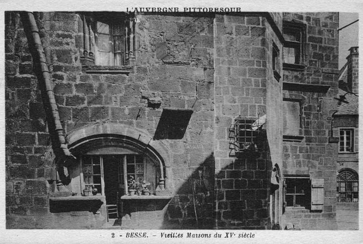 L'ancien hôpital de Broglie